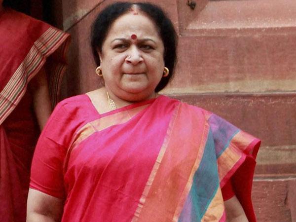 Jayanthi Natarajan on illegal mining