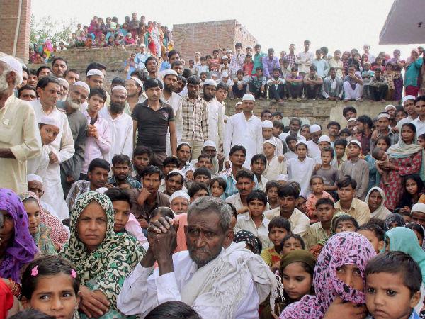 UP violence: PM announces ex-gratia