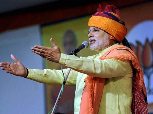 Modi announces 23 new talukas in Gujarat