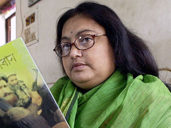 2 arrested in Indian author's murder row