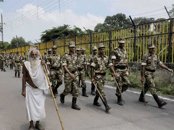 Security beefed up for Ayodhya