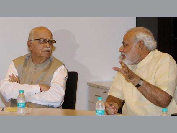 Modi as BJP PM candidate:Advani cornered