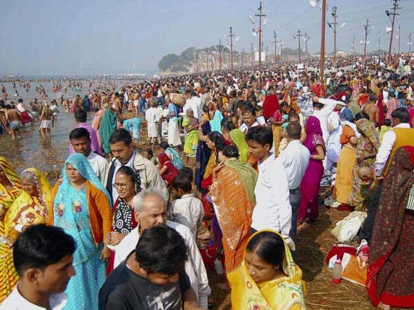 MP seeks Rs 2,812 crore for Kumbh mela