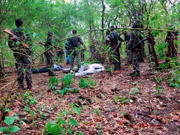 14 Maoists killed in Odisha gun battle