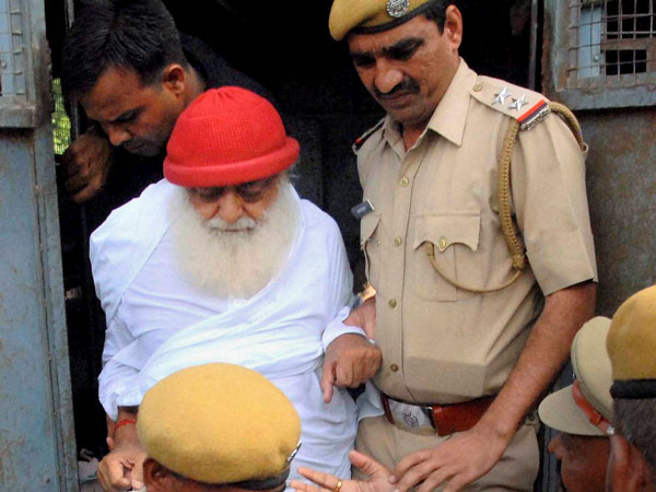 Asaram's judicial custody extended
