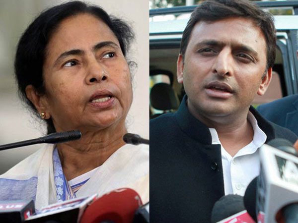 Akhilesh a failure: Did we count Mamata