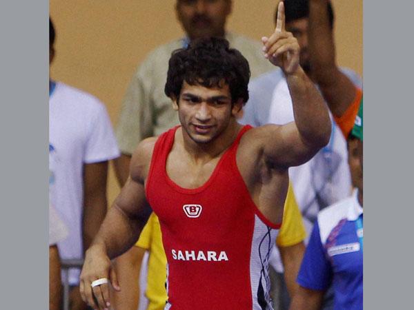 Wrestler Amit Kumar wins silver medal