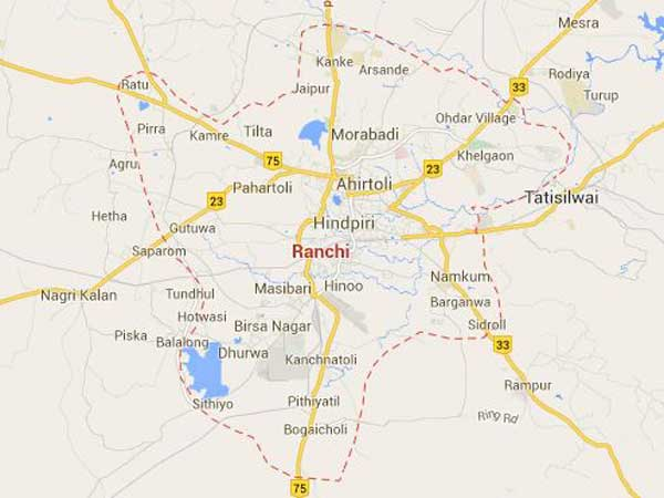 J'khand police concerned about bomb used