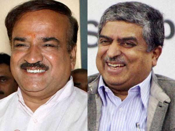 Why Nandan Nilekani won't be an easy opponent for Ananth Kumar