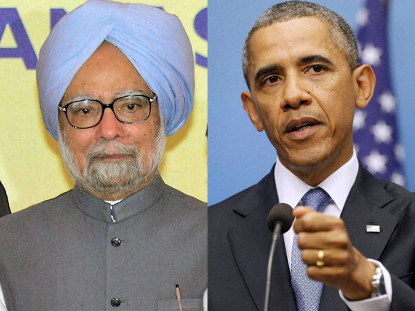 'Obama, Singh to focus at economic ties'