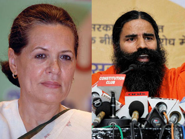 Ramdev's Detention: Conspiracy by Sonia?