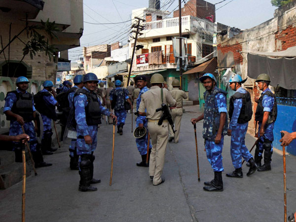 NIC discusses prevention, tackling riots