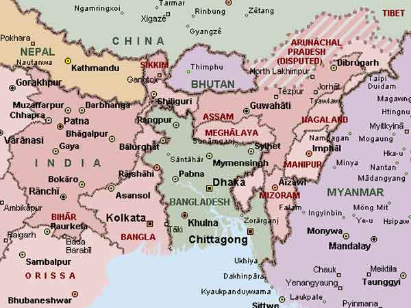 north-east-bangladesh