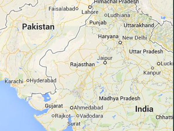 Major earthquake in Pak, tremor in Delhi