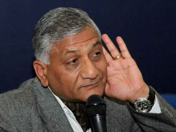 VK Singh's claims raise a storm