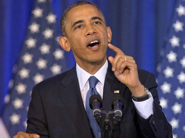 Obama: Resolution needed on Syria