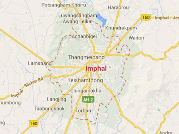 IED seized from Manipur, detonated