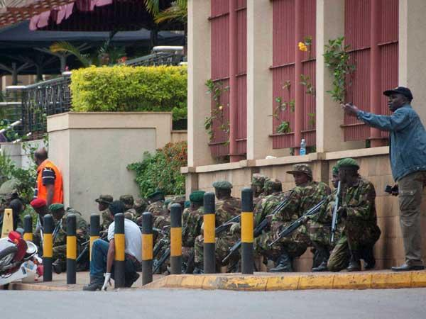 Militants blame Kenya for Nairobi attack