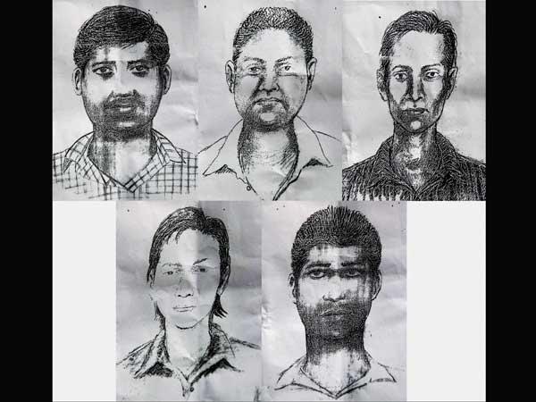 Mumbai gangrape accused