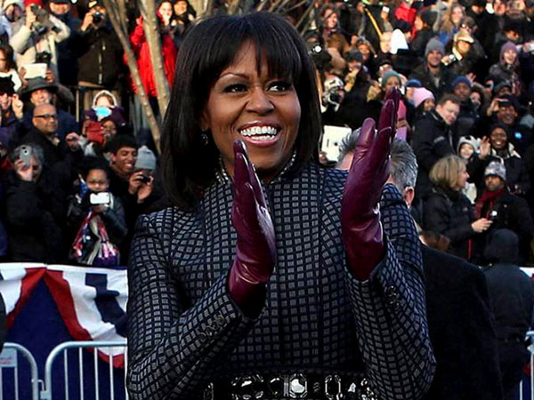 Michelle Obama's security number hacked