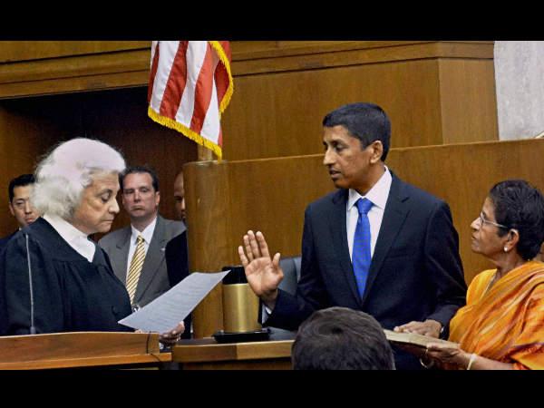 US: Indian-American sworn in as judge