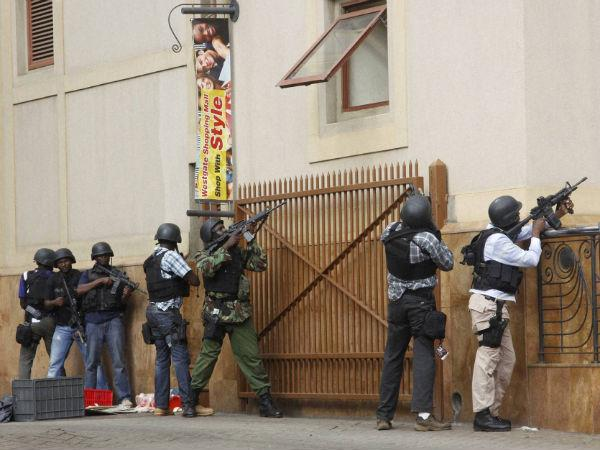 Nairobi mall terror: Hostages still being held, operation continues