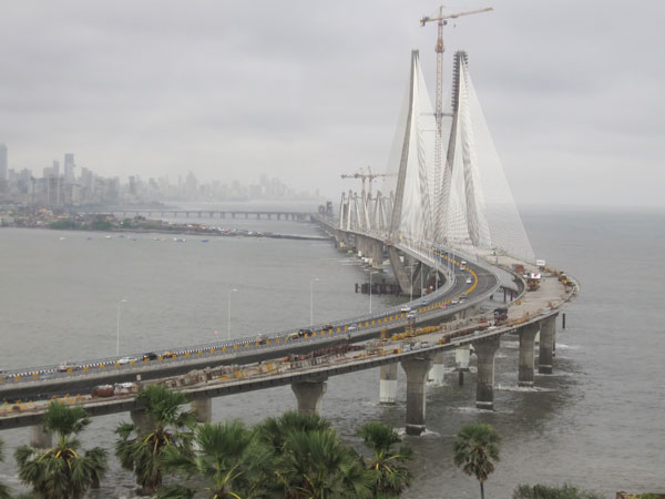 Mumbai sealink, now in naming jam
