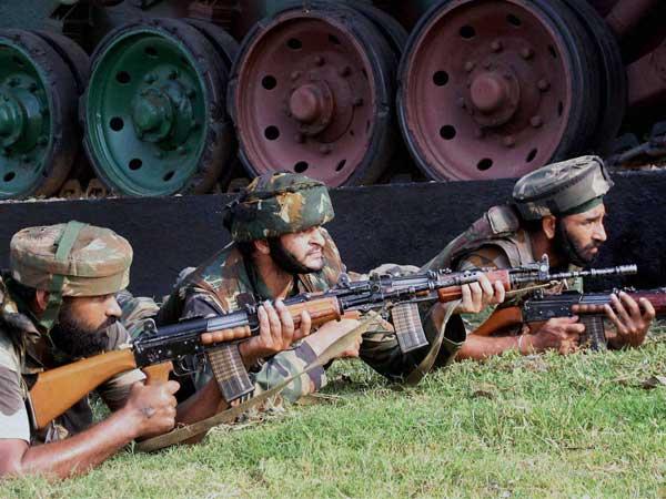 Fresh firing in Srinagar