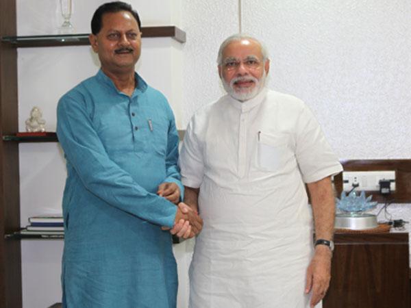 Gandhinagar: Senior JD(U) MLA meets Modi