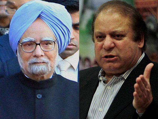 Manmohan, Sharif set to talk peace