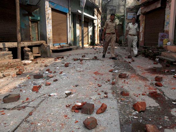 Mulayam Singh blames BJP, RSS for Meerut