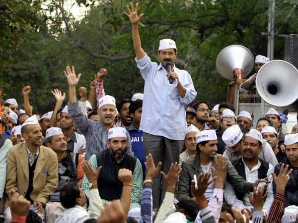 Trouble brews for the Aam Aadmi Party