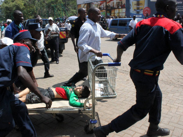Nairobi: Malls shut down after attack