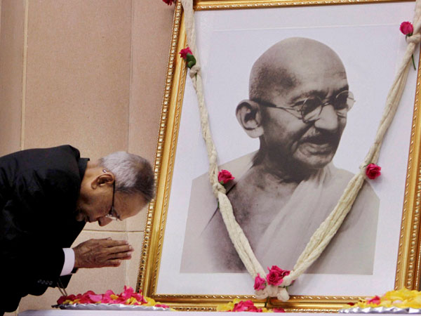 Mahatma Gandhi: The forgotten Hero?