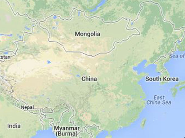 China bars water-polluting projects