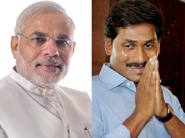 Modi and Jagan