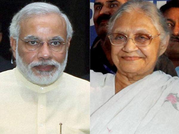 Delhi Congress challenges Narendra Modi