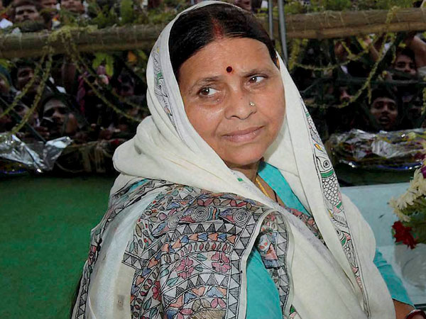 Rabri Devi likely to lead RJD with son