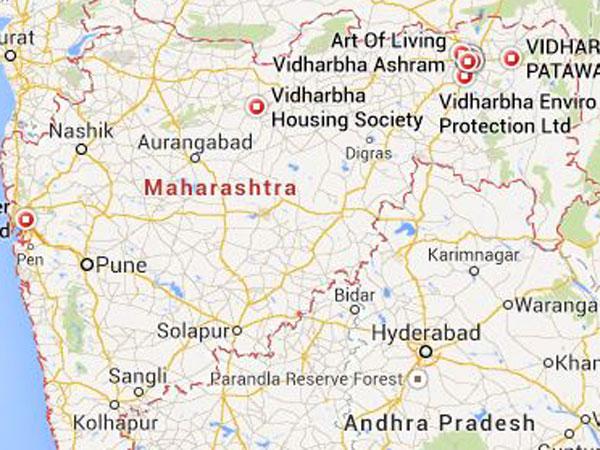 Agitation for Vidarbha on Gandhi's anniv