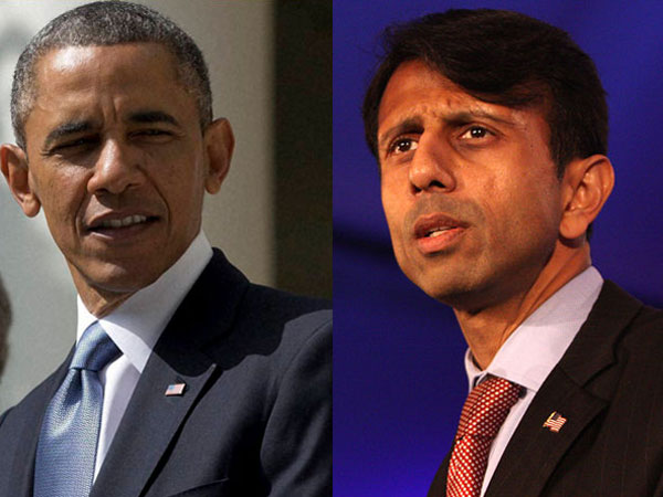 Jindal bames leaders across the board