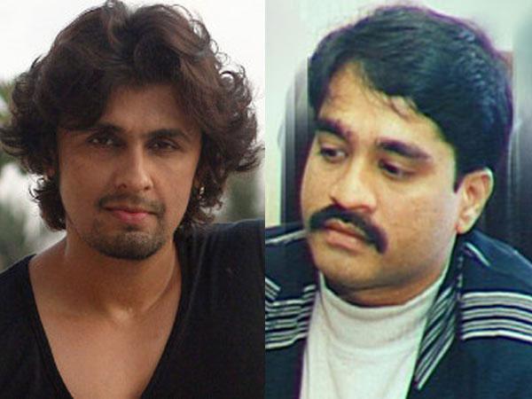 Dawood's aide threatens Sonu Nigam