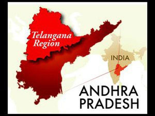 Telangana and Andhra Pradesh