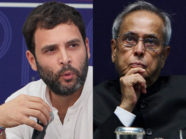 Ordinance: Only Rahul and no Pranab?