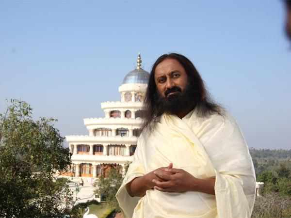 Art of Living founder Sri Sri Ravi Shankar