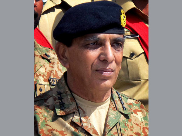 Pakistani Army Chief
