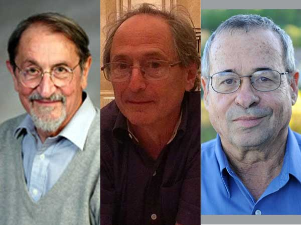 Three gets 2013 Nobel Prize in Chemistry