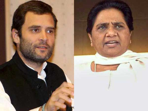 Rahul-Mayawati