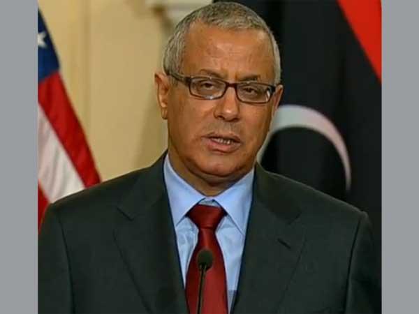 Libya PM Ali Zeidan 'freed'