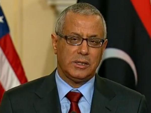 Libyan PM Ali Zeidan kidnapped
