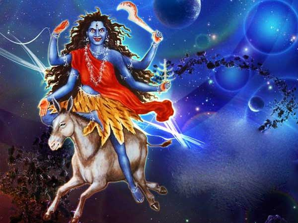 Navratri special: Maa Kalratri worshipped on Day 7